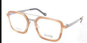 DAVID Green Drew Frame With Free Lenses