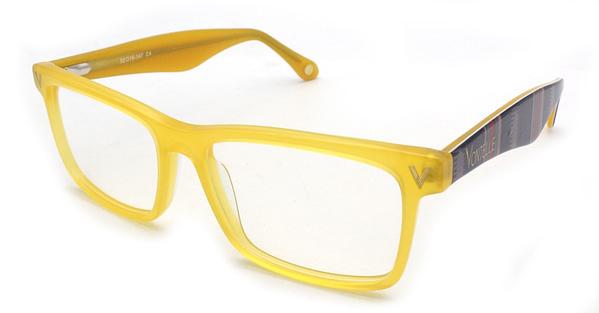 Rectangular Rands Yellow Front side