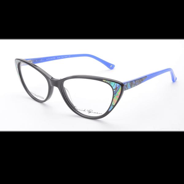 David Green Perla Cat Eye Frame With Free Lenses