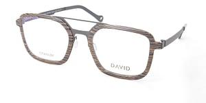 David Green Drew Wood Frame With Free Lenses