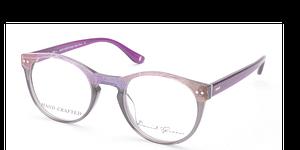 David Green Belmont Purple Eyeglasses With Free Lenses