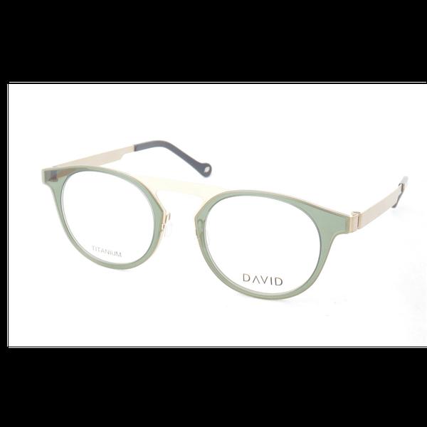 David Green Desna Green Frame With Free Lenses