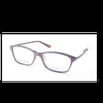 David Green Sunray Gunmetal And Purple Frame With Free Lenses