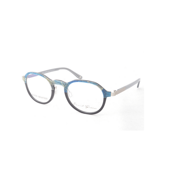 David Green Balfe Blue And Green Frame With Free Lenses