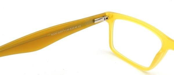 Rectangular Rands Yellow Inside SKU